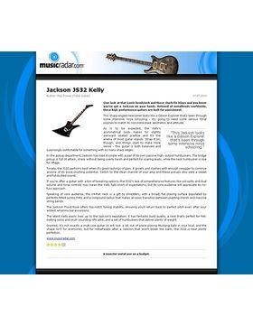 Jackson JS32 Kelly