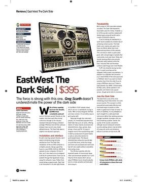EastWest The Dark Side