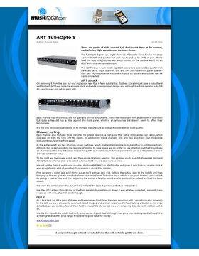 ART TubeOpto 8