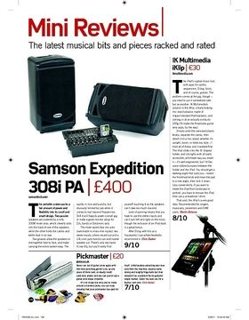 Samson Expedition 308i PA