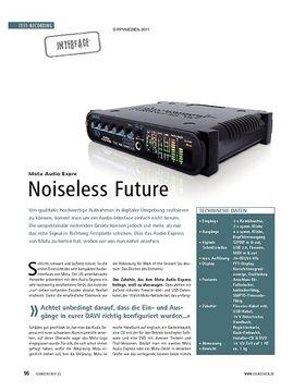 Test Interface: Motu Audio Express