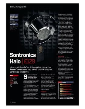 Sontronics Halo