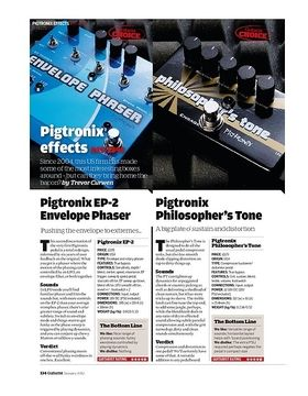 Pigtronix EP-2 Envelope Phaser
