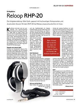 Reloop RHP-20
