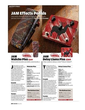 JAM Delay Llama Plus