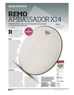 REMO AMBASSADOR X14