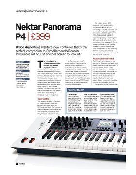 Nektar Panorama P4