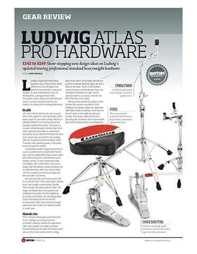 LAP27CS Atlas Pro Cymbal Stand