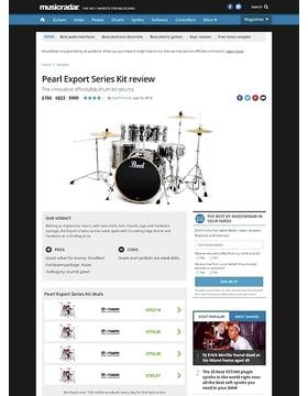 Pearl Export Series Kit