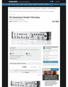 SPL Masterbay S Model 1150