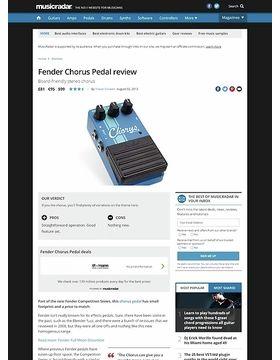 Fender Chorus Pedal