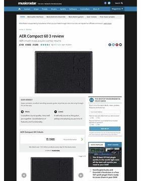 AER Compact 60 3