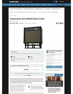 IsoAcoustics ISO-L8R430 Stand