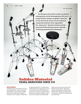 Pearl Hardware Serie 930