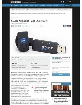 Source Audio Hot Hand USB