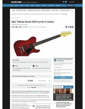 G&L ASAT Junior II