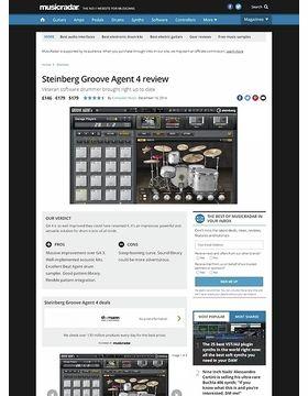 Groove Agent 4 Edu