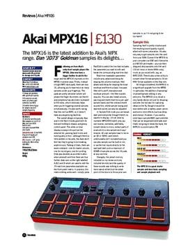 Akai MPX16