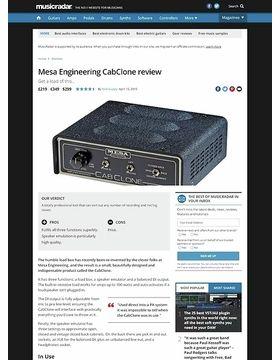 Mesa Engineering CabClone