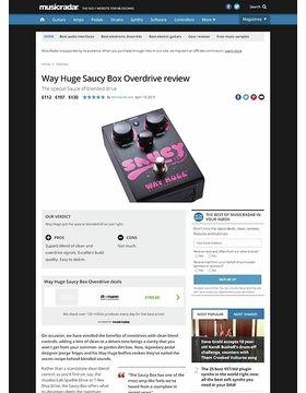 Way Huge Saucy Box Overdrive