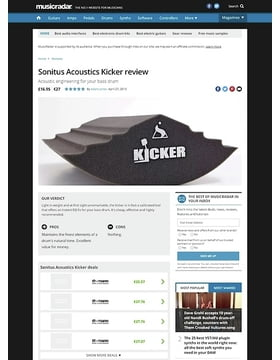 "The Kicker 2.0 22""x18"" Pillow"