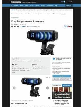 Korg Sledgehammer Pro