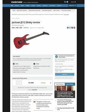Jackson JS12 Dinky