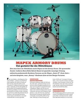 Mapex Armory Drums
