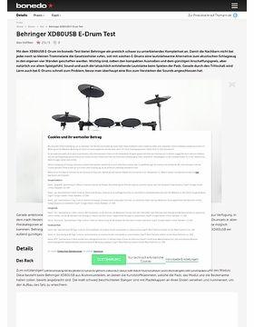 Behringer XD80USB E-Drum