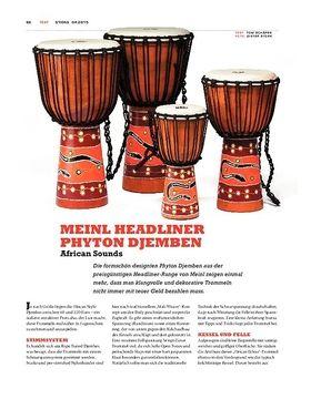 Meinl Headliner Phyton Djemben