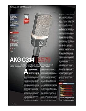 AKG C314