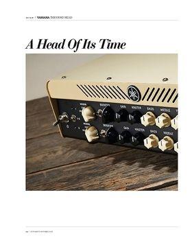 Yamaha THR100HD Head