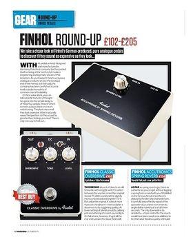 Finhol Round-Up