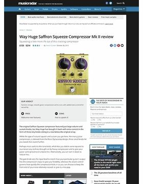 Way Huge Saffron Squeeze Compressor Mk II