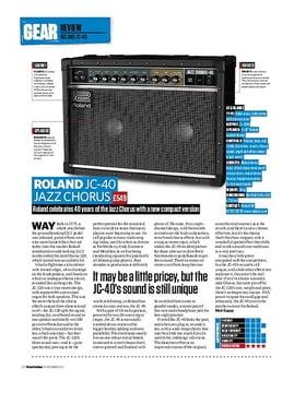 Roland JC-40 Jazz Chorus