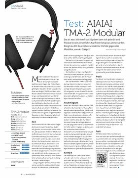 AIAIAI TMA-2 Modular