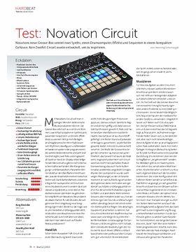 Novation Circuit