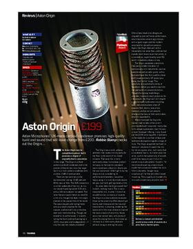 Aston Origin