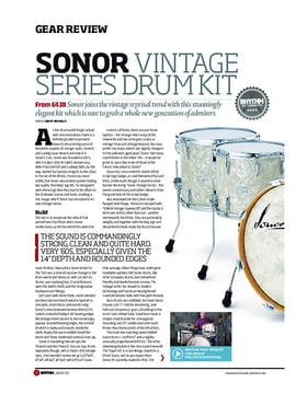 Sonor Vintage Series Drum Kit