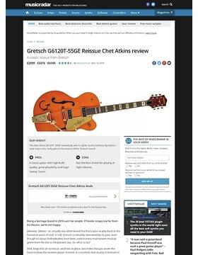 Gretsch G6120T-55GE Reissue Chet Atkins