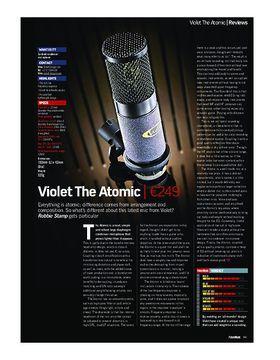 Violet The Atomic