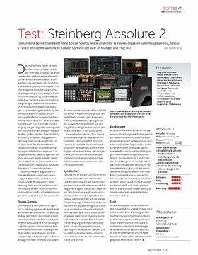 Steinberg Absolute 2