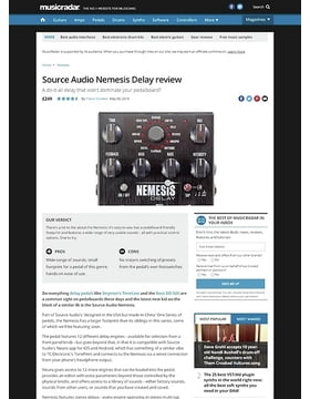 One Series Nemesis Delay