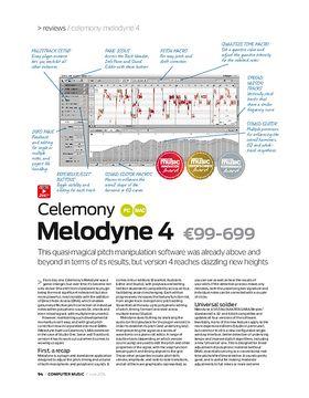 Celemony Melodyne 4