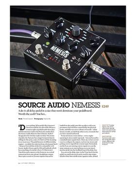 Source Audio Nemesis