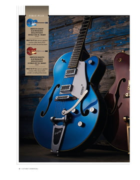 Gretsch G5422T Electromatic Hollow Body Double-Cut W/ Bigsby