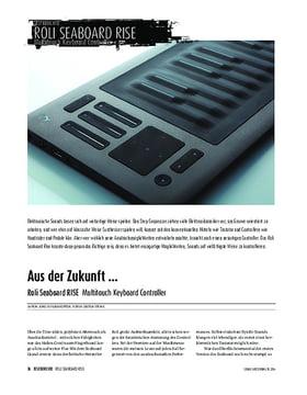 Roli Seaboard RISE - Multitouch Keyboard Controller