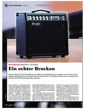 Mesa Boogie Mark Five 35 Combo
