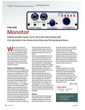 Little Labs Monotor