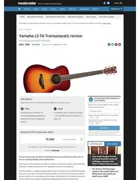 Yamaha LS-TA Transacoustic